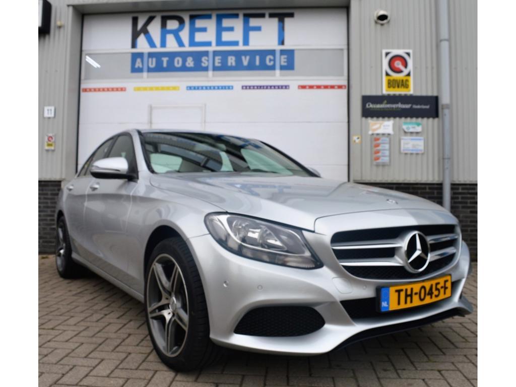 Mercedes-benz C-klasse 180 prestige automaat, navigatie, cruise control.