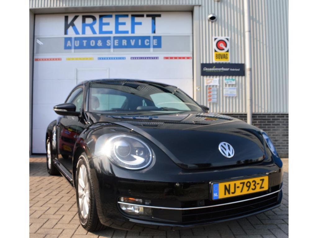 Volkswagen Beetle 1.2 tsi design leder, navi, bi xenon .