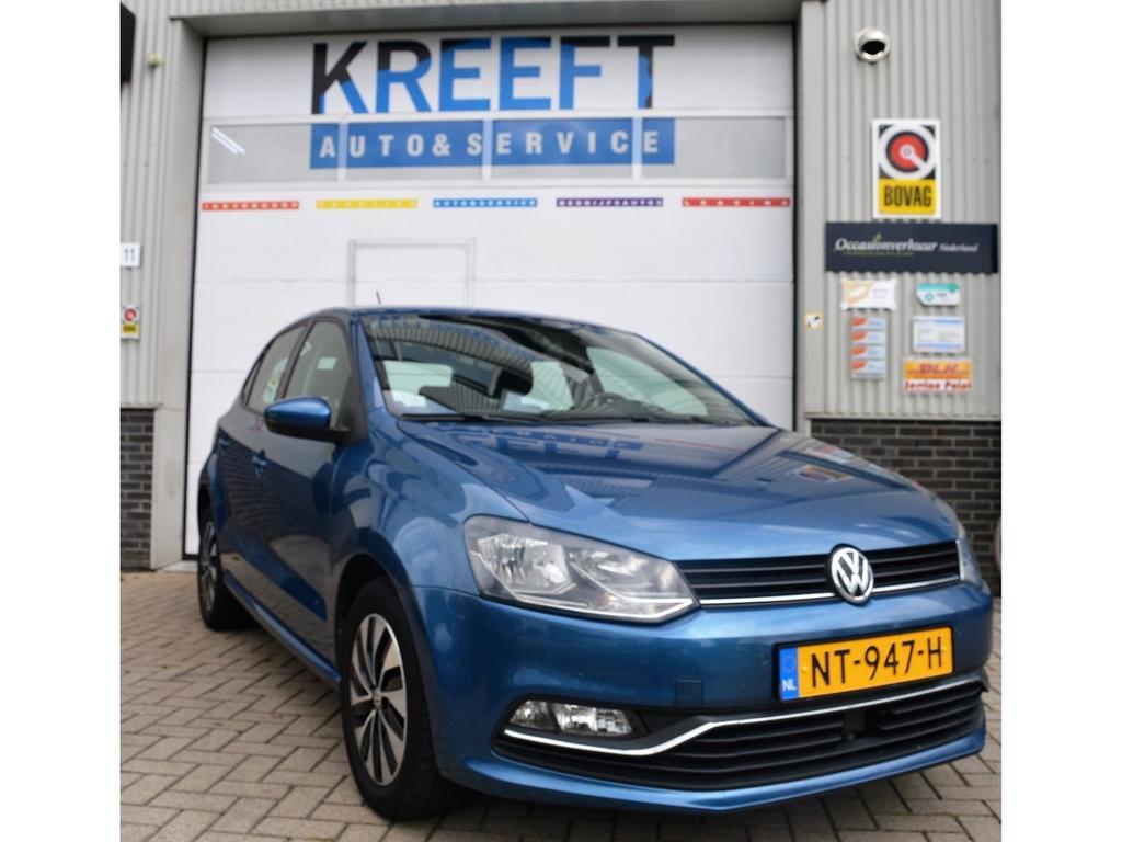 Volkswagen Polo 1.4 tdi business edition navi, cruise control, airco incl btw
