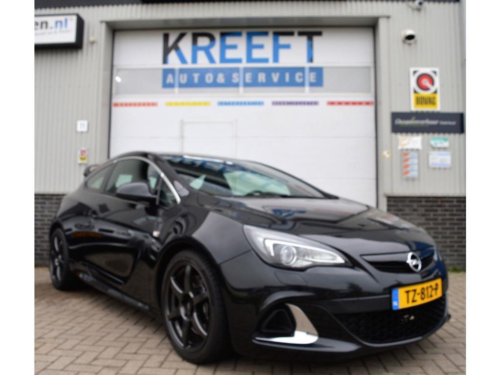 Opel Astra Gtc 2.0 turbo opc sportline, 310 pk