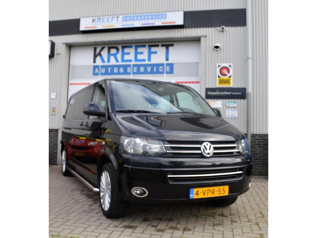 Volkswagen Transporter Nieuwe motor 2.0 tdi l2h1 dc comfortline leder, automaat!