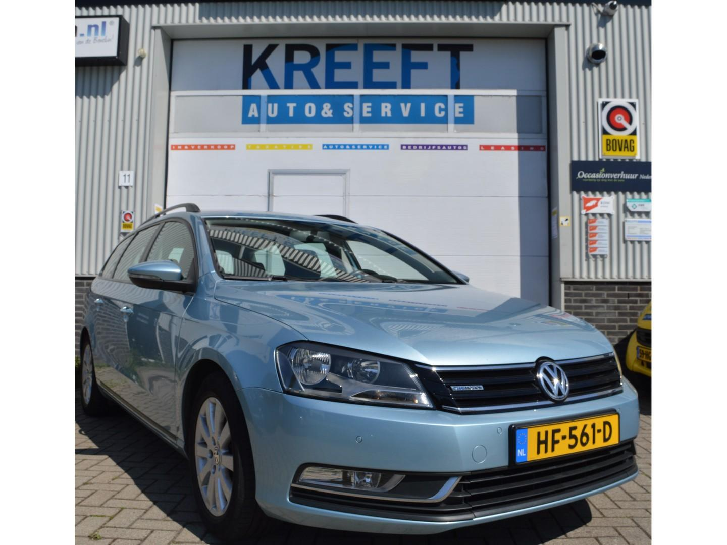 Volkswagen Passat Variant 1.6 tdi bluemotion executive inc btw, nwe distributieriem,