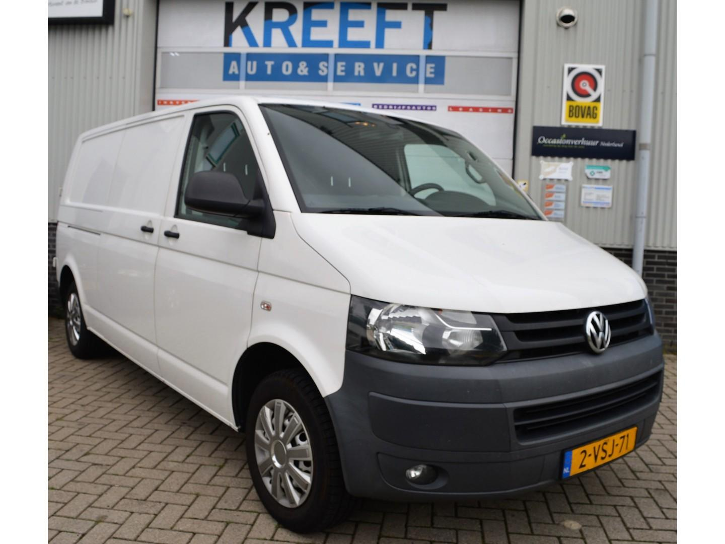 Volkswagen Transporter 2.0 tdi l2h1 airco, cruise control, nw distri+wp