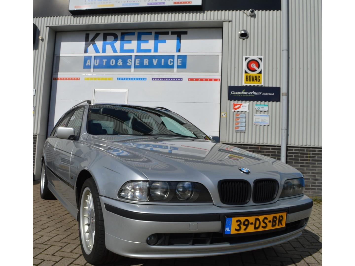 Bmw 5 serie 523i touring executive org alpina velgen, youngtimer e39.