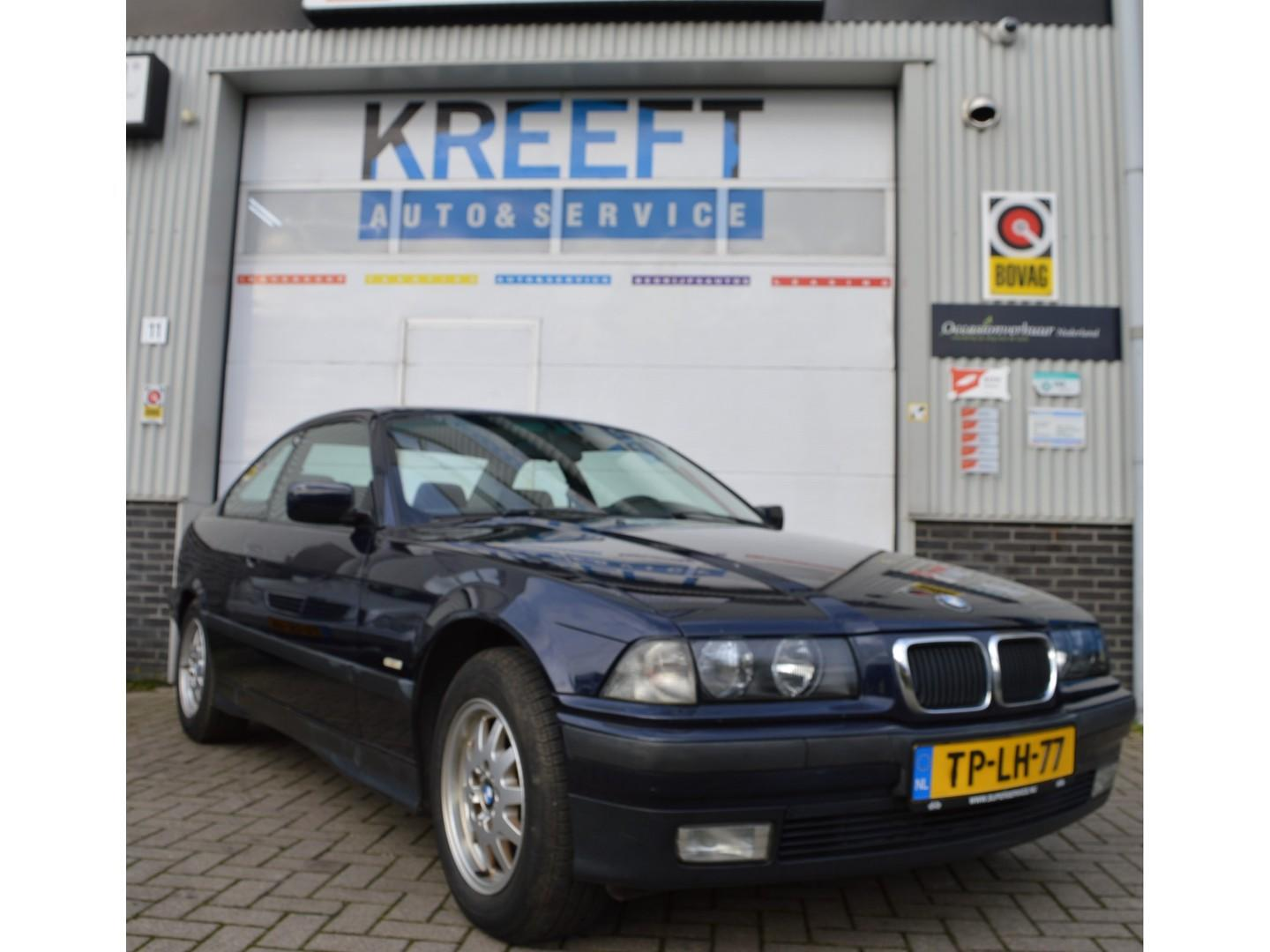 Bmw 3 serie Coupe 316i edition automaat