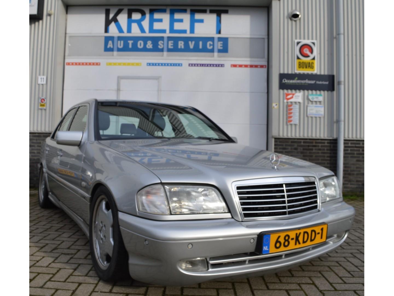 Mercedes-benz C43 amg . leder, cruise, climate