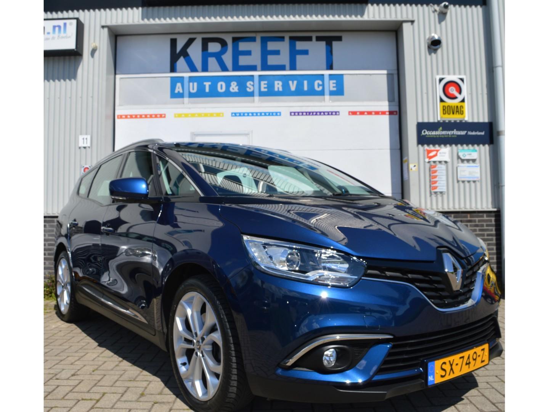 Renault Grand scénic 1.4 tce zen 7p. 20'', navi, cruise, nieuw!