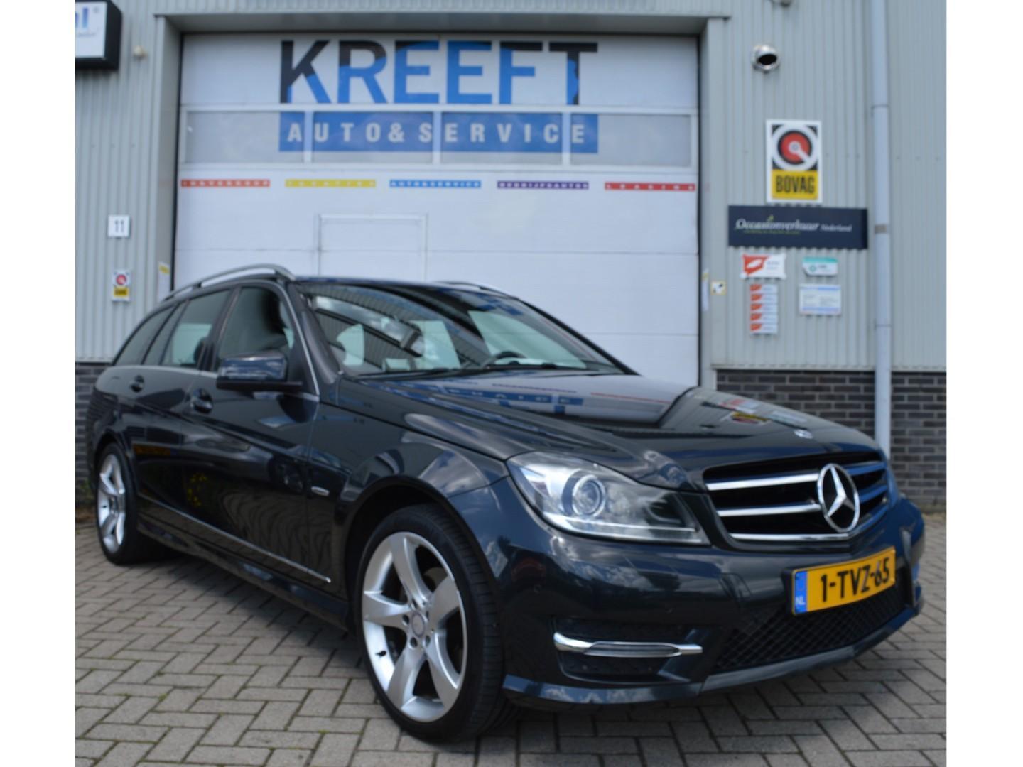 Mercedes-benz C-klasse Estate 180 ambition avantgarde *nieuw*
