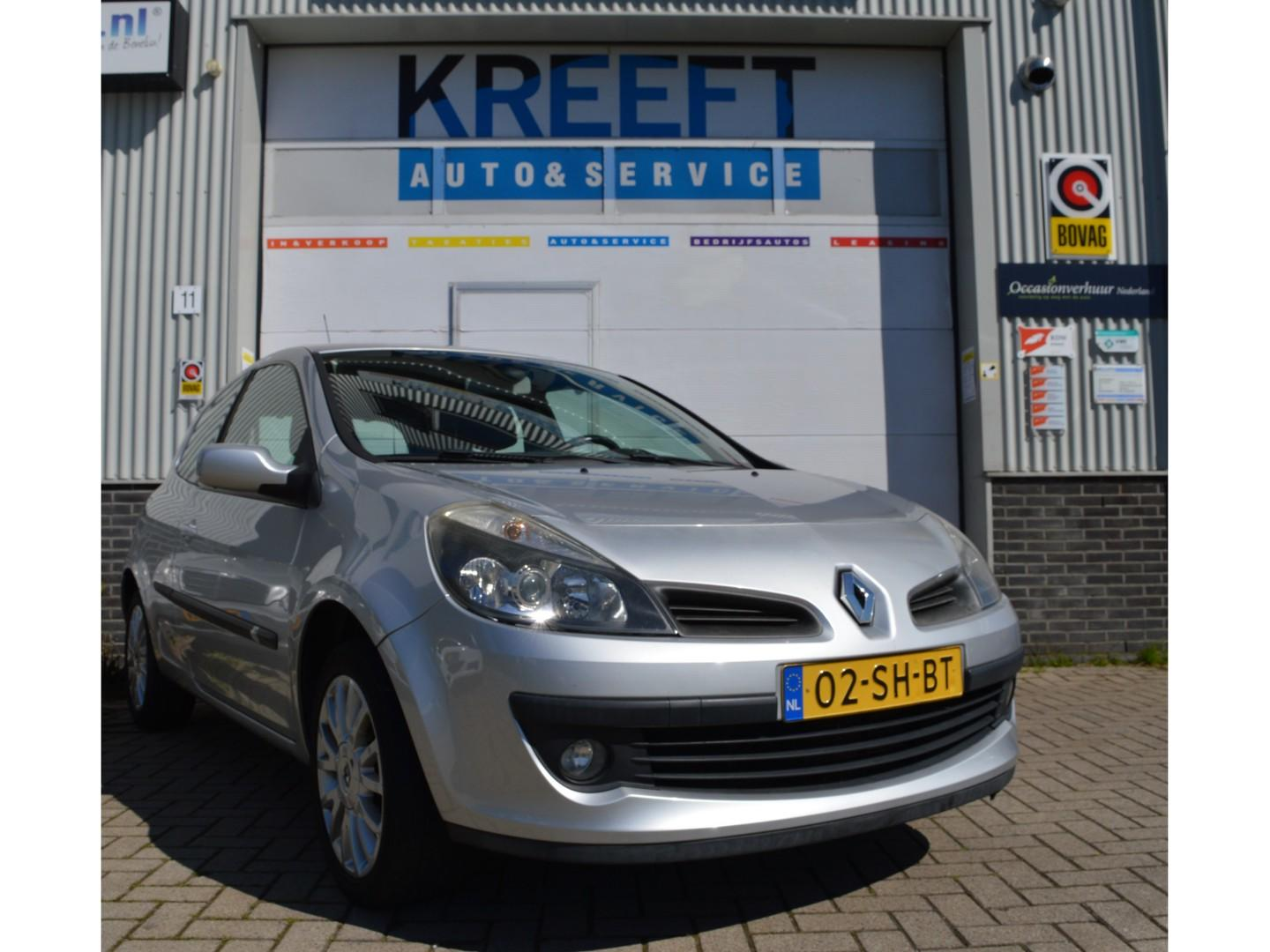 Renault Clio 1.6-16v dynamique luxe cruise / goed onderhouden