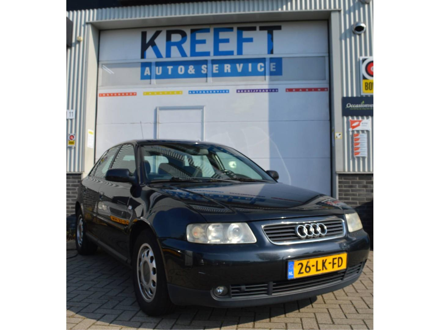 Audi A3 1.6 attraction koude airco ! cruise