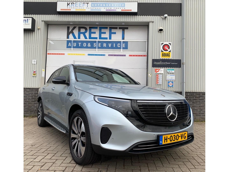 Mercedes-benz Eqc 400 4matic premium plus 4%, *1886 editie* ex btw