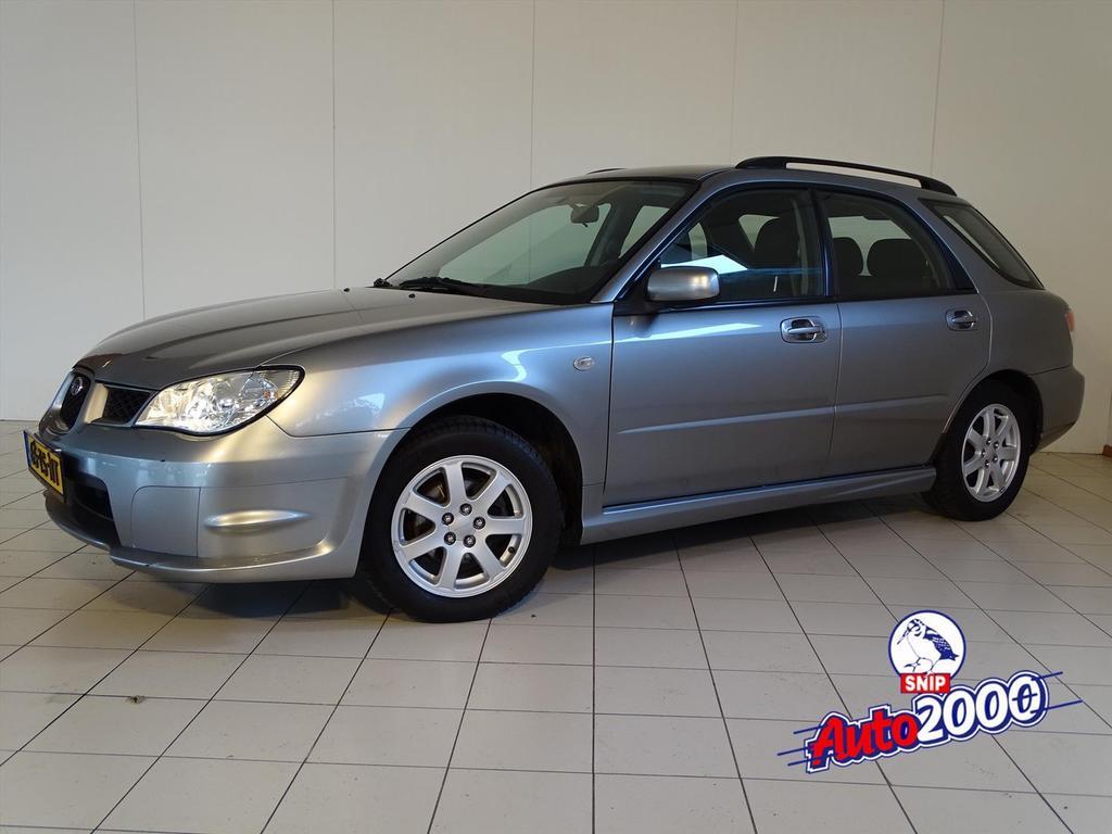 Subaru Impreza 1.5 plus awd comfort