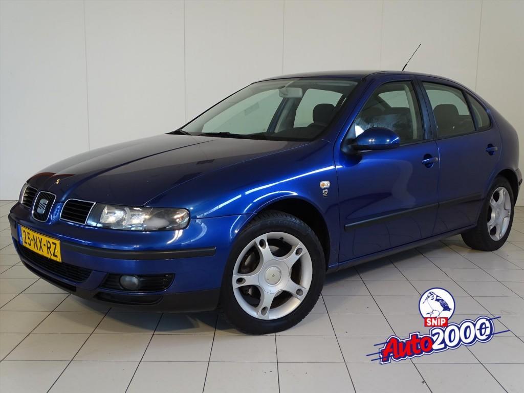 Seat Leon 1.8 20v 92kw sport
