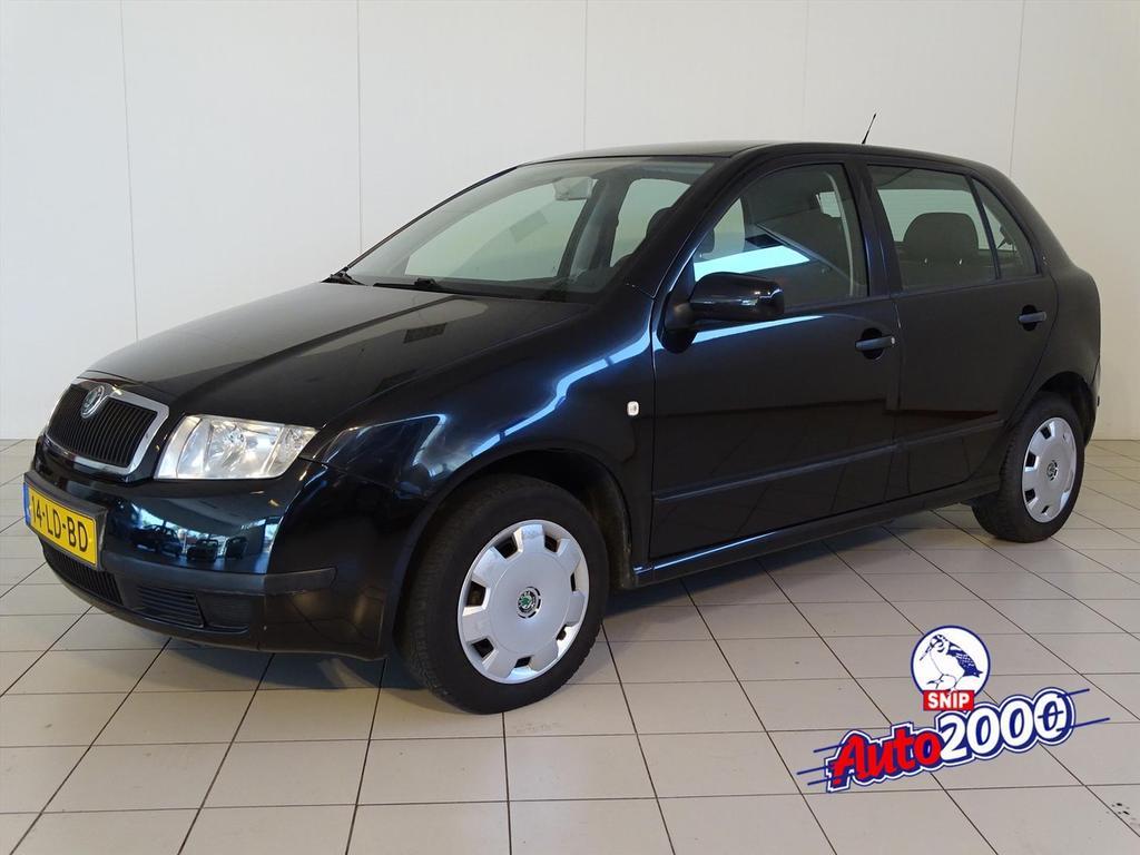 Škoda Fabia 1.4 55kw automaat 92.000km!