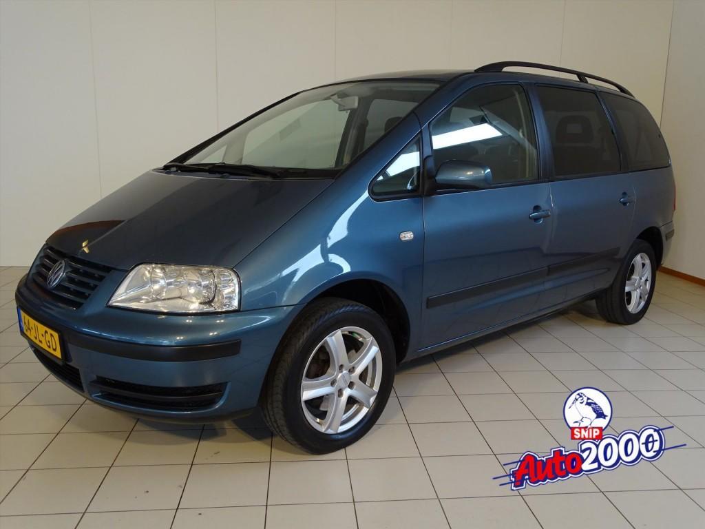 Volkswagen Sharan 2.0 85kw comfortline 7 persoons.