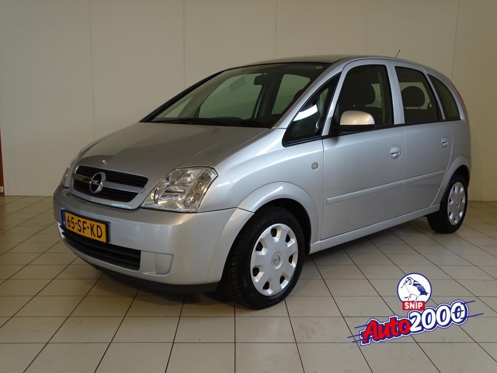 Opel Meriva 1.6 16v easytronic maxx