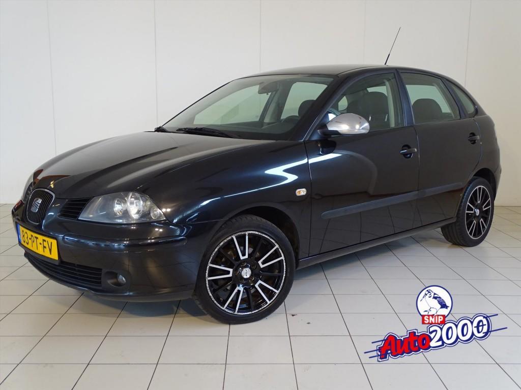 Seat Ibiza 1.4 16v 55kw sport niieuwe apk!