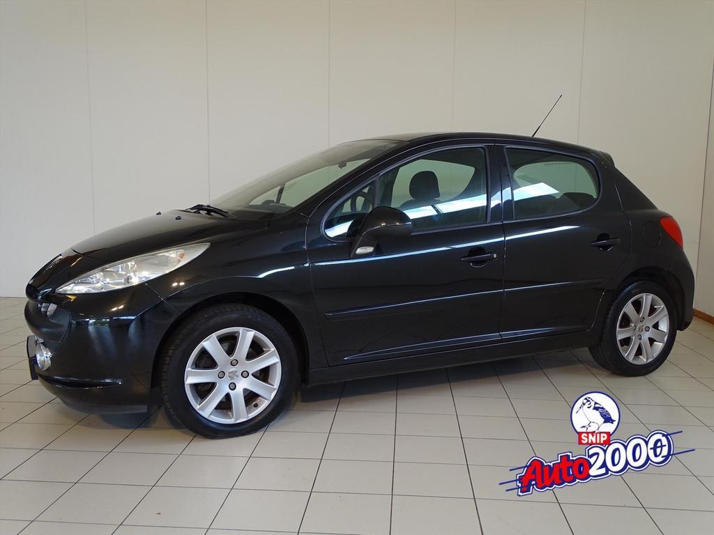 Peugeot 207 1.6 vti 16v 5dr xs pack
