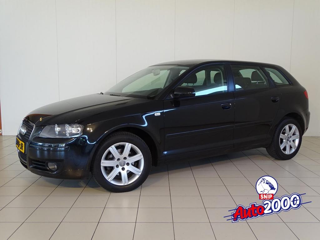 Audi A3 1.9 tdi sportback 77kw attraction