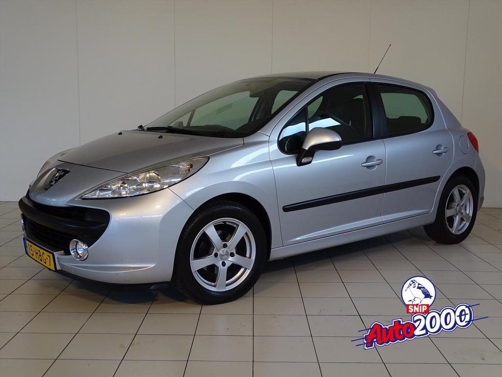 Peugeot 207 1.6 hdi 66kw 5drs xs