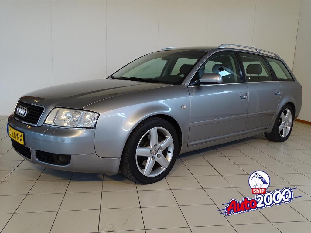 Audi A6 2.4 avant 125kw autommaat
