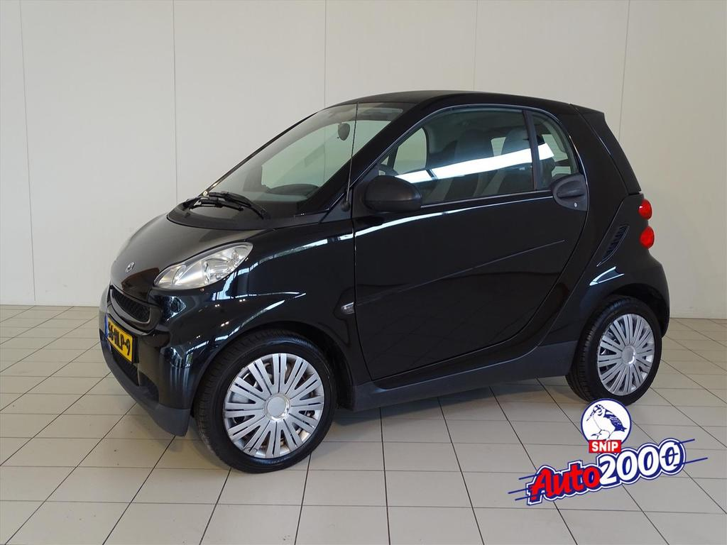 Smart Fortwo 1.0 45kw coupe aut pure nieuwe apk!!