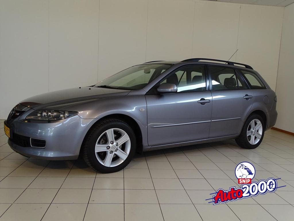 Mazda 6 2.0 sportbreak automaat executive