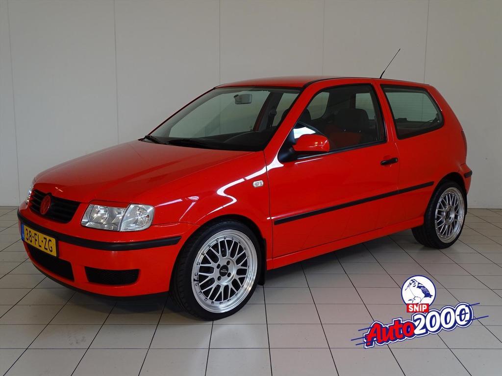 Volkswagen Polo 1.4 44kw basis.nieuwe apk!
