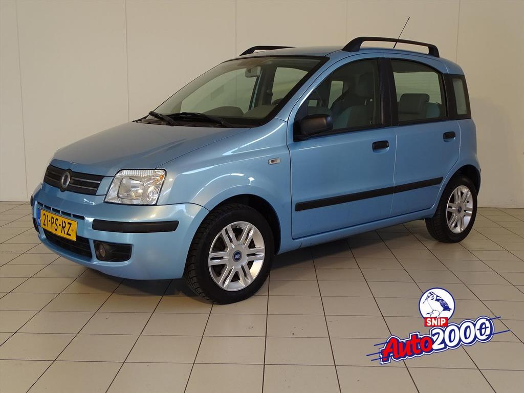Fiat Panda 1.2 emotion automaat