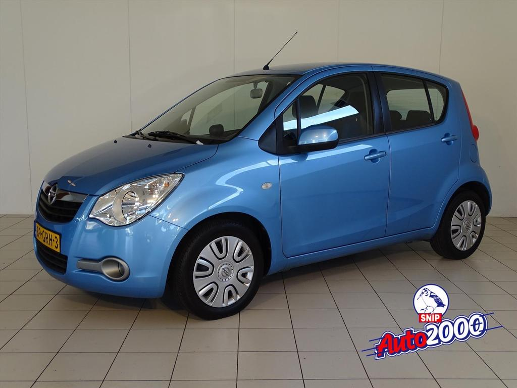 Opel Agila 1.2 16v 63kw enjoy airco!
