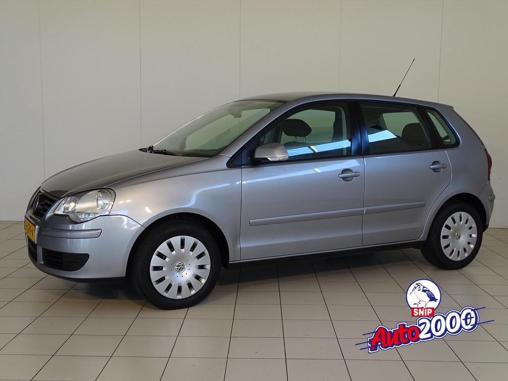 Volkswagen Polo 1.2 51kw 5d comfortline