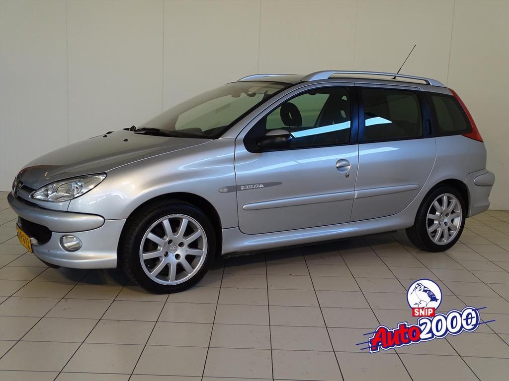 Peugeot 206 1.6 16v sw griffe xs