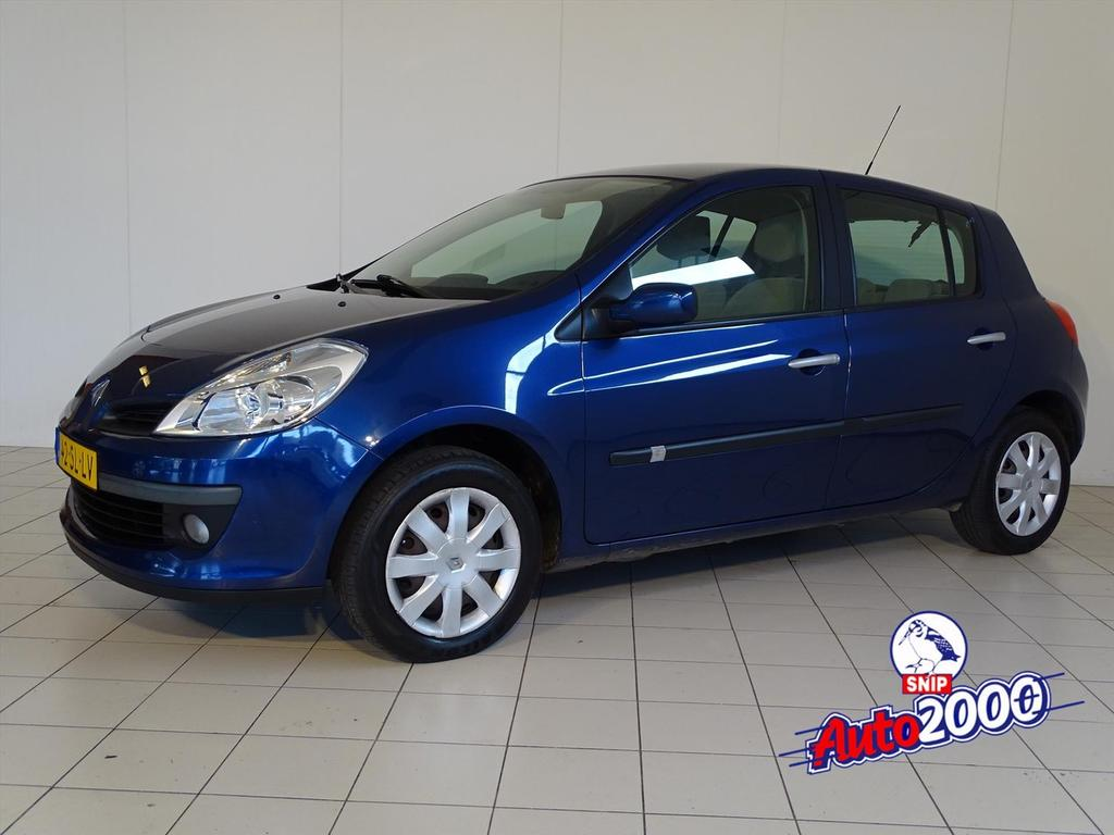 Renault Clio 1.6 16v 82kw 5-drs automaat