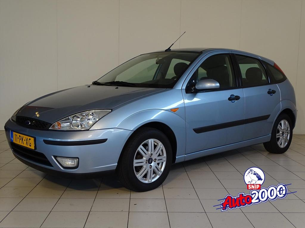 Ford Focus 1.6 i 5drs automaat leer,clima,enz