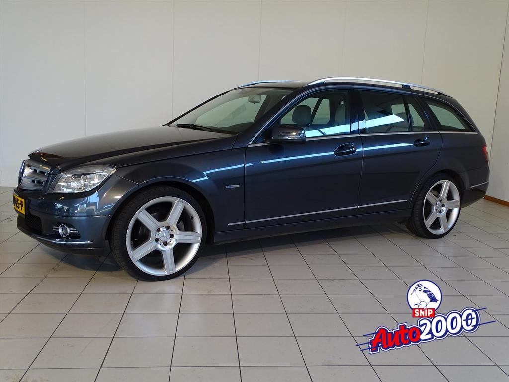 Mercedes-benz C-klasse C 200 cdi be estate business class