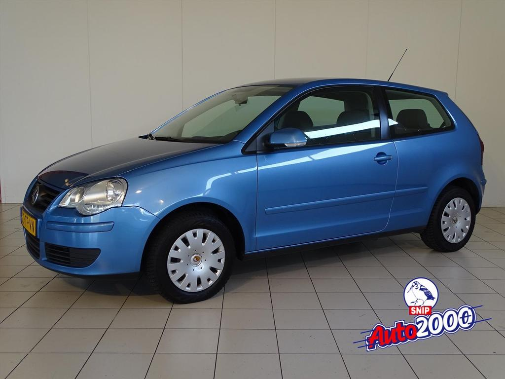 Volkswagen Polo 1.4 16v 59kw 5drs optive