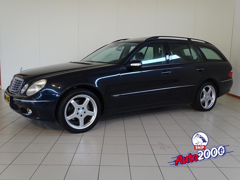 Mercedes-benz E-klasse 3.2 e320 combi aut elegance benzine