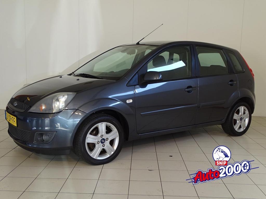 Ford Fiesta 1.3 8v 5dr futura xl nw.apk!