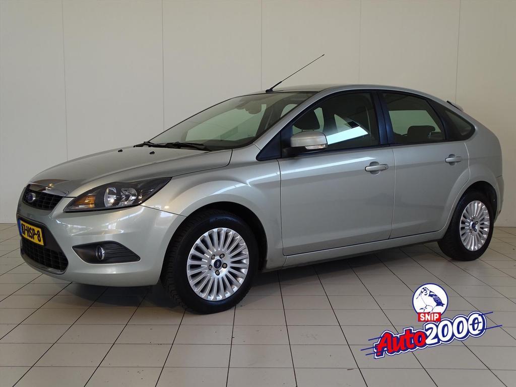 Ford Focus 1.6 74kw 5d titanium