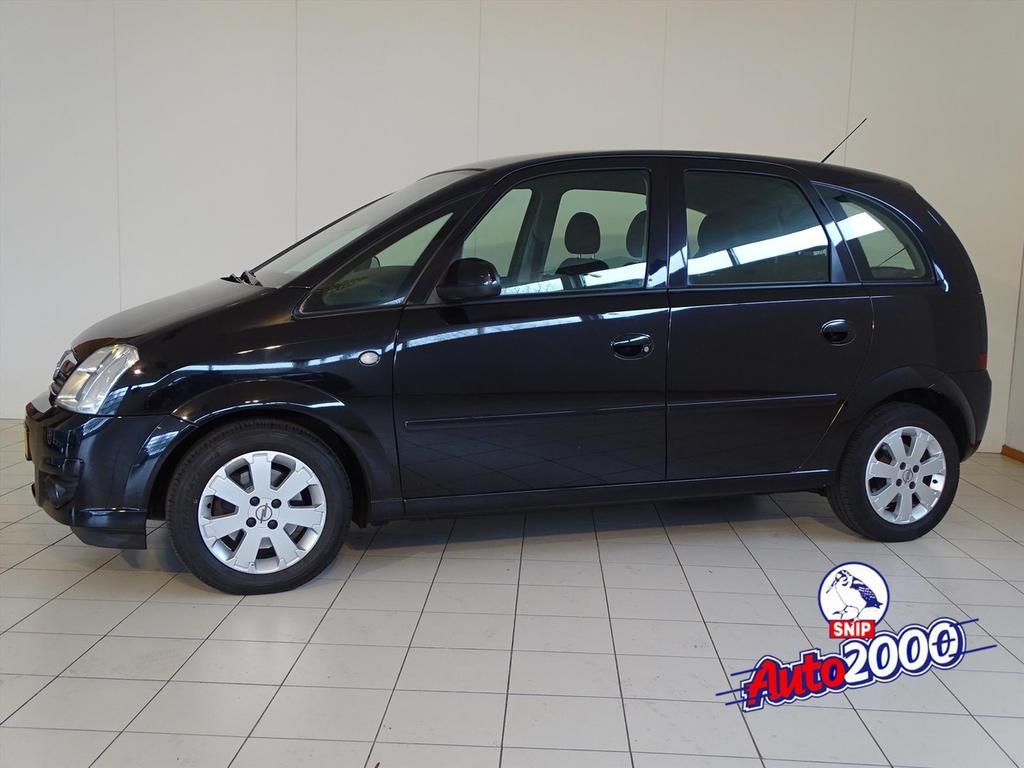 Opel Meriva 1.6 16v 77kw automaat business
