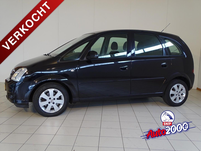 Opel Meriva 1.6 16v 77kw automaat nieuwe apk!