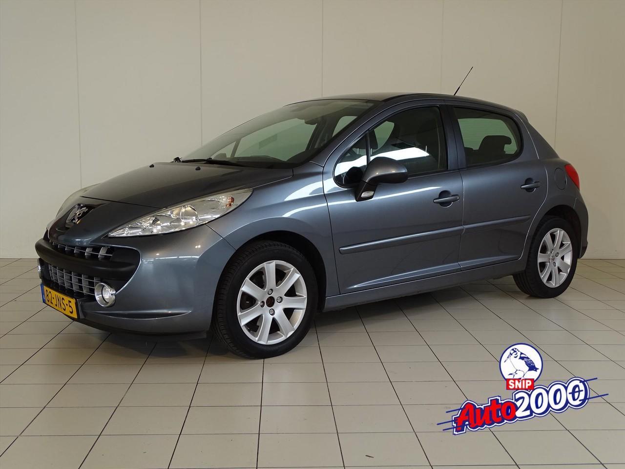 Peugeot 207 1.6 vti 16v 5dr xs