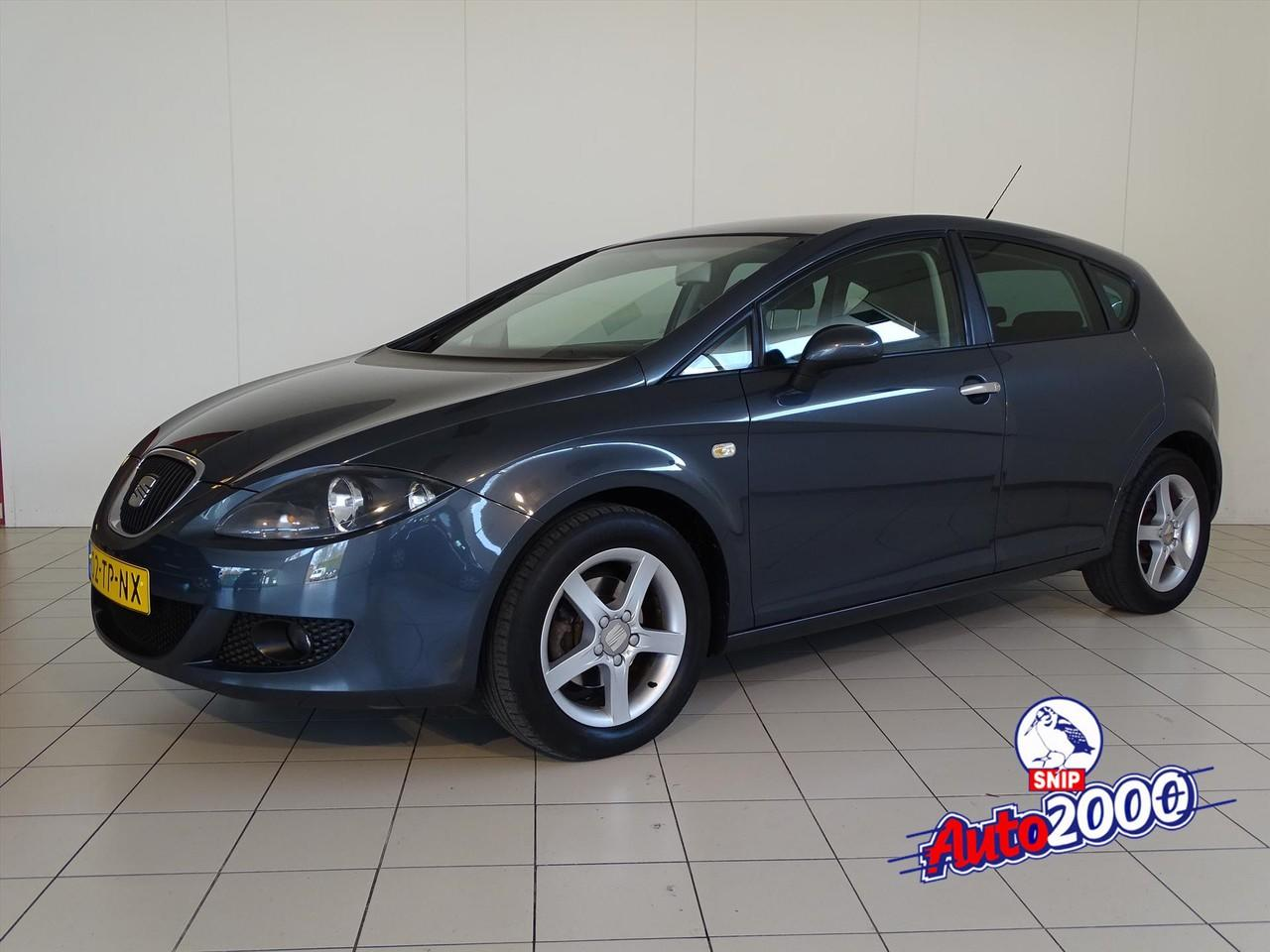 Seat Leon 1.6 75kw reference