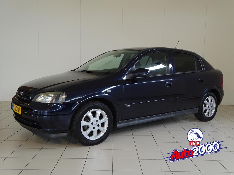 Opel Astra 1.6 16v 5d njoy nieuwe apk!