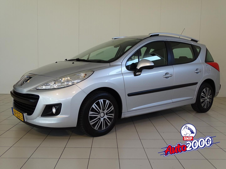 Peugeot 207 1.4 vti 16v sw