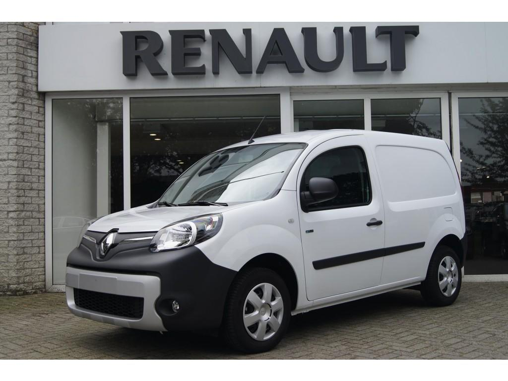 Renault Kangoo Express z.e. 33 batterijhuur **nieuw uit voorraad leverbaar)