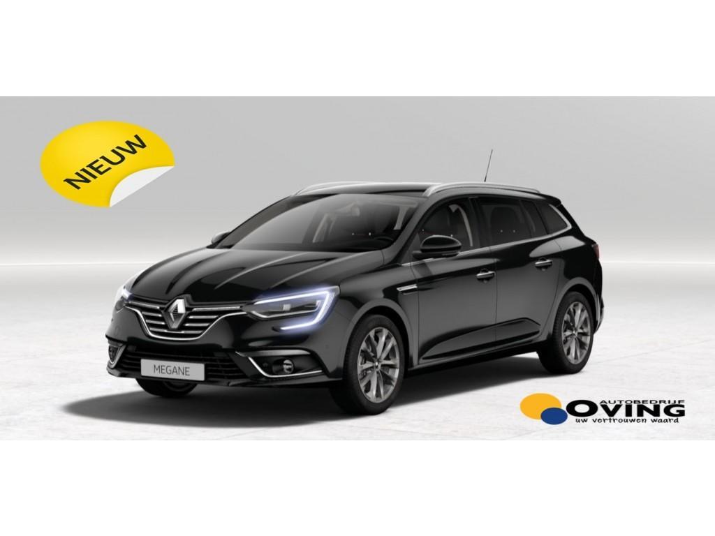 Renault Mégane Estate dci 130 serie signature exclusiv **nieuw***