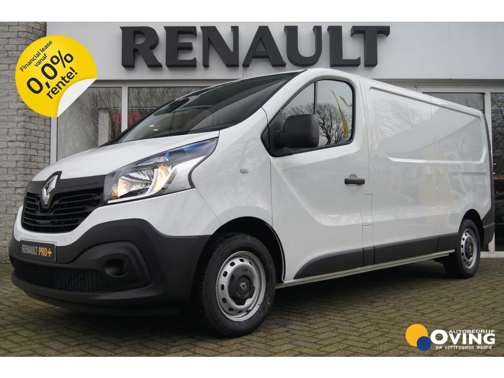Renault Trafic L2h1 t29 dci 120 pk eu6 comfort (uit voorraad leverbaar)