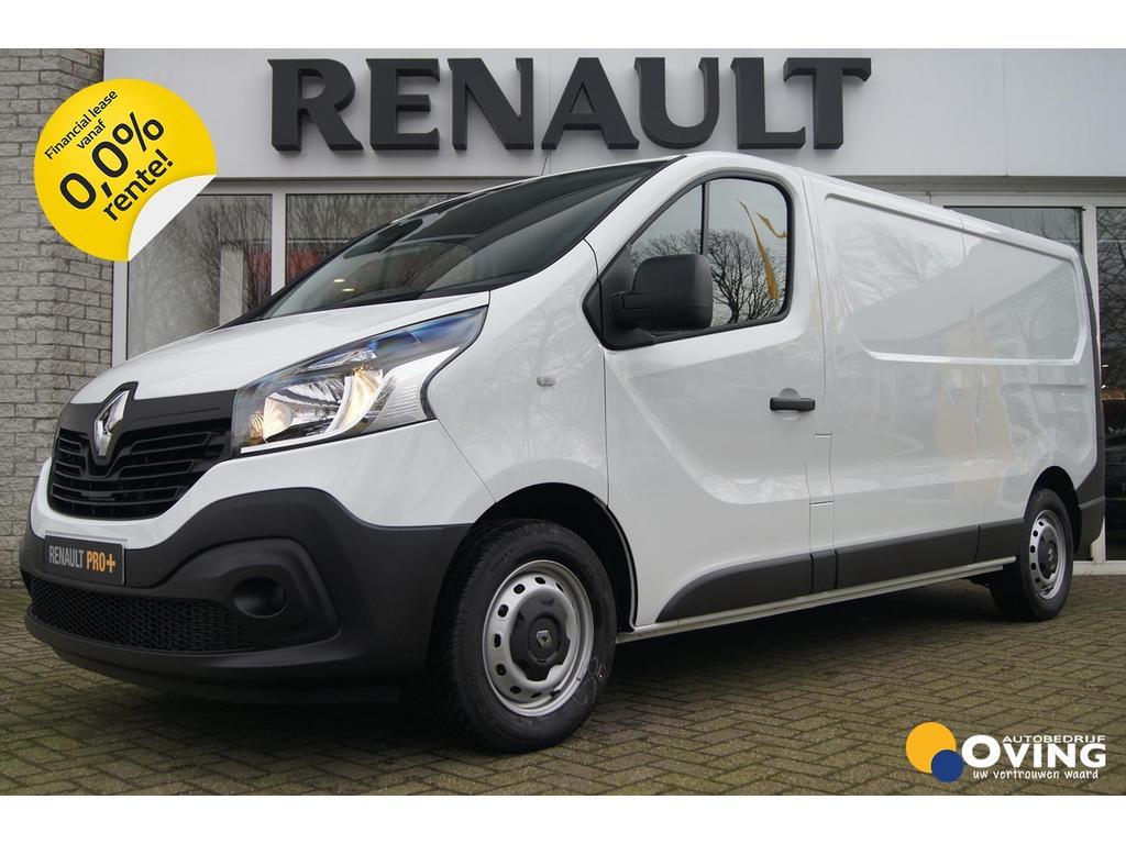 Renault Trafic L2h1 t29 dci 120 pk eu6 comfort (van € 25.451,- voor € 19.536,-)