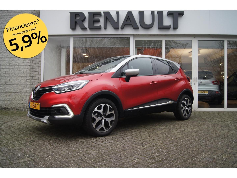Renault Captur Energy tce 90 intens *nl auto*